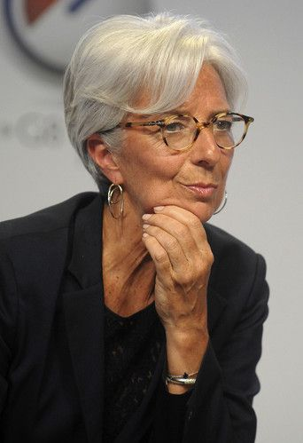 Monthly Style Muse: Christine Lagarde – Don't Ruin Your Dress